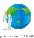international, marriage, couple 13332900