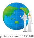 international, marriage, person 13333108