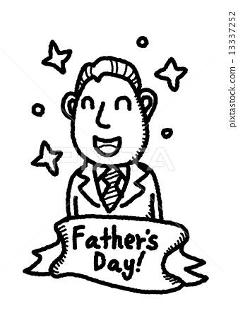 父亲节谢谢,感谢爸爸 13337252