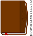 bookmark, book, red 13337722