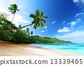 鹹水湖 海浪 海景 13339465