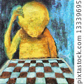 lonesome chess player 13339695