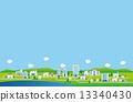 住宅區 城市風光 城市景觀 13340430