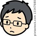 一張臉 13347680