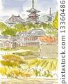 Nishinokyo 13360486