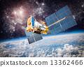 卫星 空间 地球 13362466