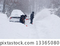 snow clearing, Snow Removal, fallen snow 13365080