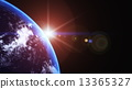 地球儀 地球 球體 13365327