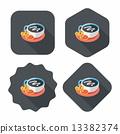 illustration icon chocolate 13382374