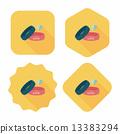 bracelet illustration icon 13383294