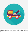 tow, truck, icon 13384864