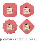 clipboard, clip, icon 13385433