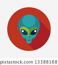 影子 外星人 空間 13388168