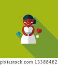 新娘 婚禮 插圖 13388462
