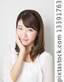 肖像小姐 13391763