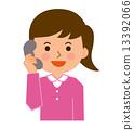 拨打女性电话 13392066