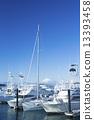 碼頭 小船塢 遊艇港 13393458
