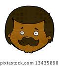 漫畫 連環畫 鬍子 13435898