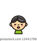 圖標臉部系列 13441798