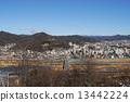 Watarase Bridge 13442224