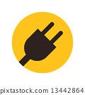 Plug icon 13442864
