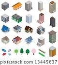 vector, vectors, building 13445637