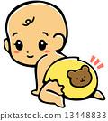 幼兒 寶貝 人類 13448833