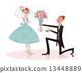 proposal, wedding, marrying 13448889