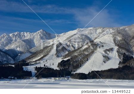Hakuba Goryu滑雪胜地形象 13449522