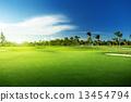 golf course 13454794