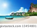 thailand,krabi,boat 13454801