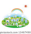 家 房屋 建筑 13467490