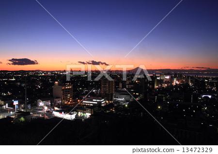 木更津·大田山公園的風景 13472329
