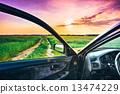 window, view, car 13474229