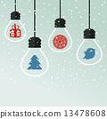 snowflake, background, bird 13478608