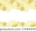 pattern, lotus root, seamless 13484649