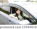 汽車和女士們 13494816