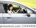 汽車和女士們 13494908