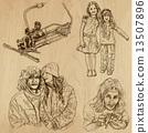 pack draw hand 13507896