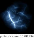 Lightning Bolts Background 13508794