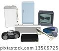 電子產品 3DCG 3D 13509725