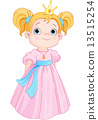 Beautiful princess 13515254