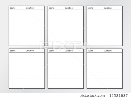 Tv Commercial Storyboard Template from en.pimg.jp