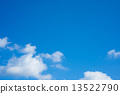 blue, sky, cloud 13522790