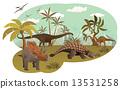 World of dinosaurs 13531258