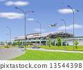 福冈机场国际航站楼 13544398