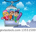 Cable car theme image 2 13551500