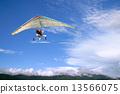 Flight Motorized hang glider 13566075