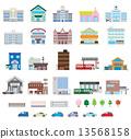 各種建築物 13568158