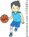 籃球男孩 13568851